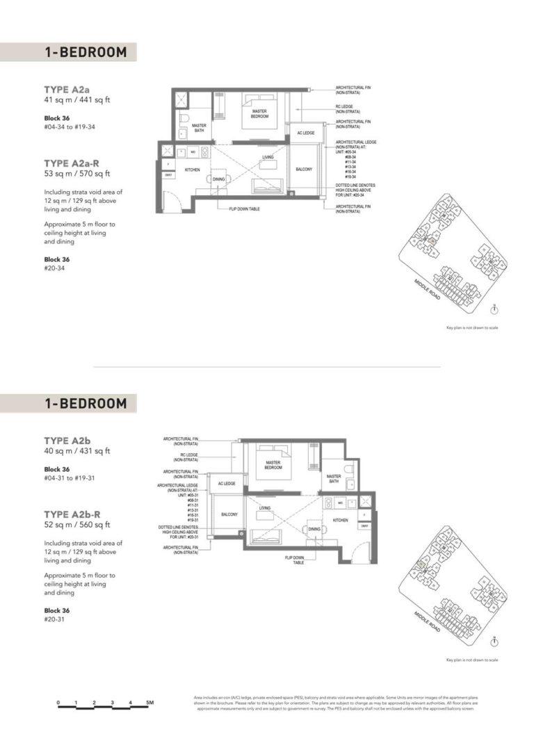 The-M-Floor-Plan-type-a2a-1-bedroom-570-sqft