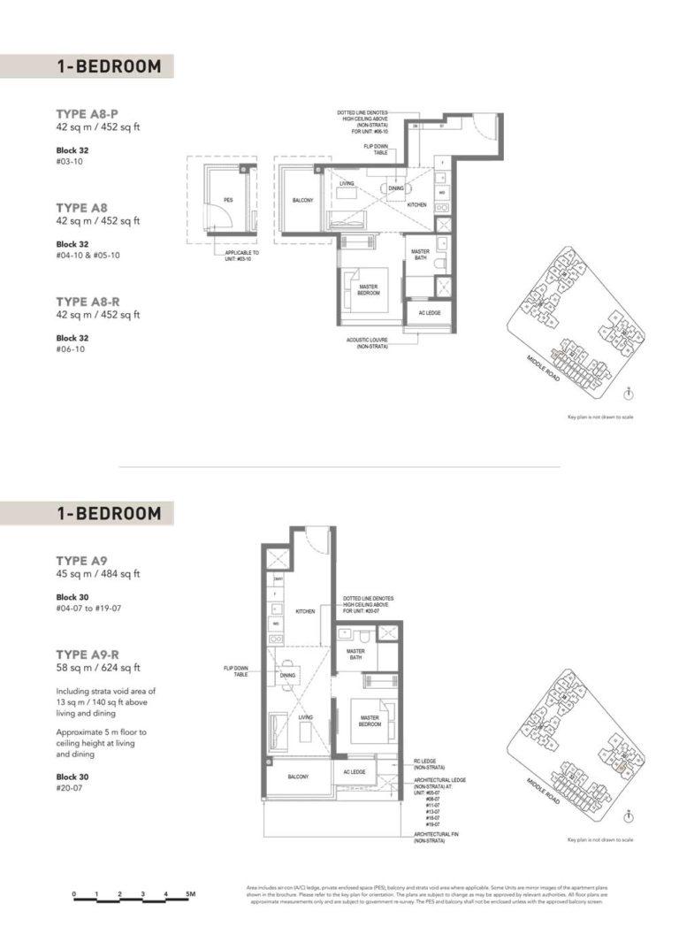 The-M-Floor-Plan-type-a8p-1-bedroom-452-sqft